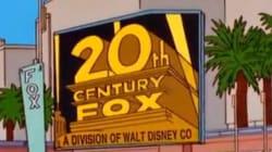 Disney qui rachète 21st Century Fox, les Simpson l'avaient préditDisney qui rachète 21st Century Fox, les Simpson l'avaient