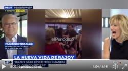 La cara de Susanna Griso en 'Espejo Público' tras lo que le dijo este amigo de Rajoy en pleno
