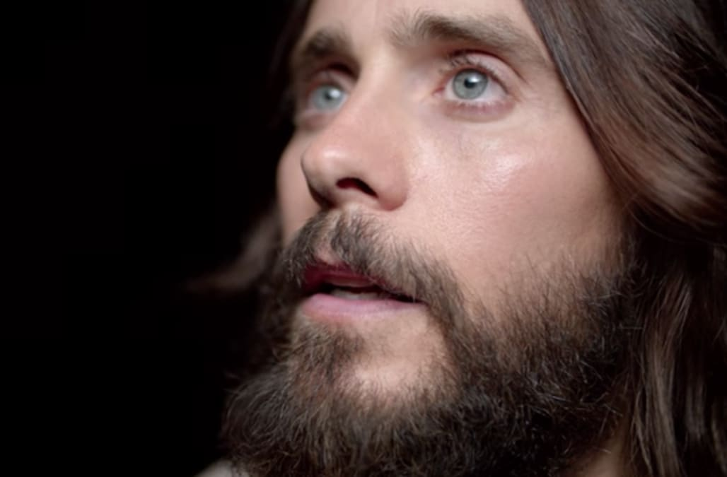 Jared leto explains thirty seconds to mars new rescue me music jared leto explains thirty seconds to mars new rescue me music video aol entertainment publicscrutiny Gallery