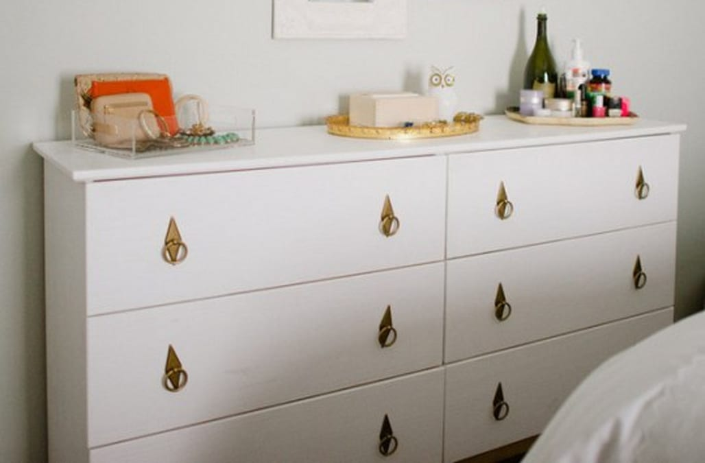 Ikea Tarva Dresser Hack Aol Lifestyle