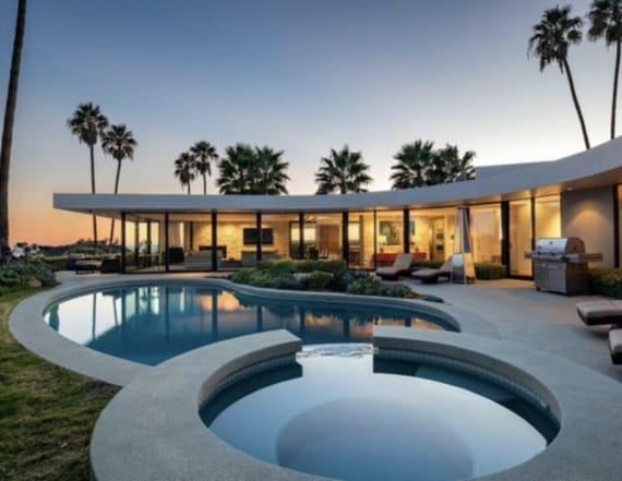 Elon Musk is selling his $4.5M home in Los Angeles