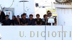 La Libye n'accueillera pas les 170 migrants du navire italien, malgré les menaces de