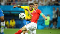 Le Brésil déçoit contre la Suisse à la Coupe du