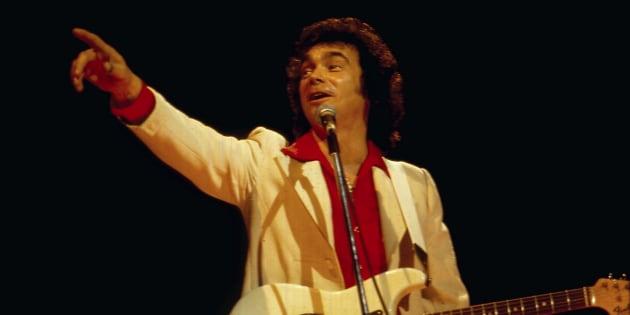 Ronnie Prophet, en 1983.