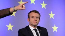 Bruxelles n'est pas convaincue par le premier budget de Macron et le fait