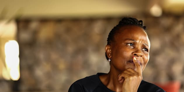 Judgment on apartheid era bank bail-out goes against Protector Busisiwe Mkhwebane