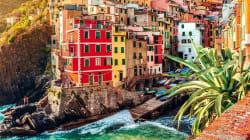 """イタリア、カラフルで可愛い""""インスタ映え""""する9つの街"""