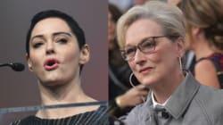 Rose McGowan s'en prend àMeryl Streep et dénonce son