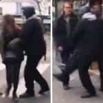 Une vidéo inédite montre qu'à la Contrescarpe, Alexandre Benalla a également agressé une