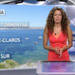 La reflexión de esta presentadora de 'El Tiempo' de Telecinco tras posar desnuda para una