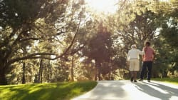 To Decrease Dementia Risk, Get Up And Moving No Matter Your