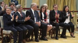 Trudeau Promotes 5 New Faces To His Inner