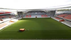 L'architecture de ce stade de la Coupe du Monde 2018 en Russie fait hurler les