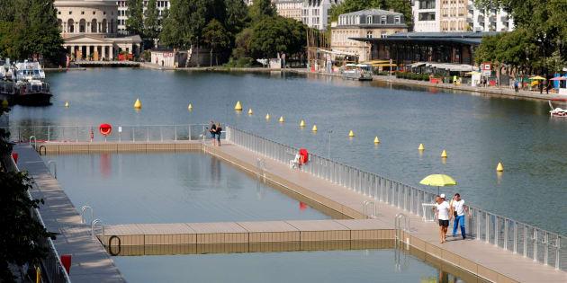 """Paris Plages: À peine ouverts, les bassins de la Villette fermés """"exceptionnellement"""" à cause d'une bactérie"""