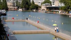 À peine ouverts, les bassins de la Villette