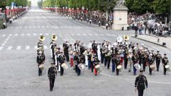 VIDEO: Una banda militar francesa toca Daft Punk para