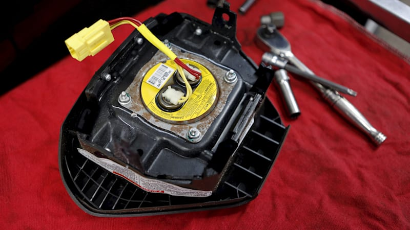 Ford Urges  Pickup Owners To Stop Driving After New Takata Death