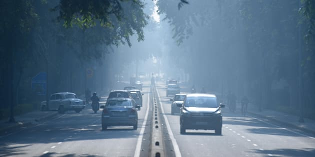 Delhi Saw The Worst Air Quality Of This Season On Sunday
