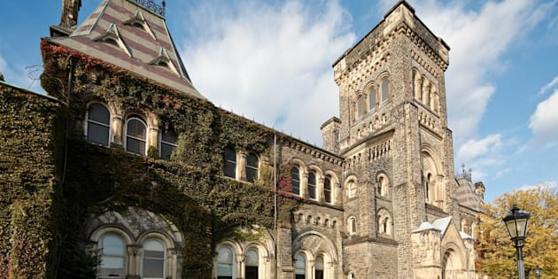 A building at the University of Toronto. A new report from CIBC says Canada needs to overhaul its education system.