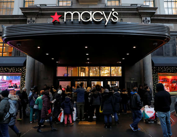 Macy's may look very different in the next few years