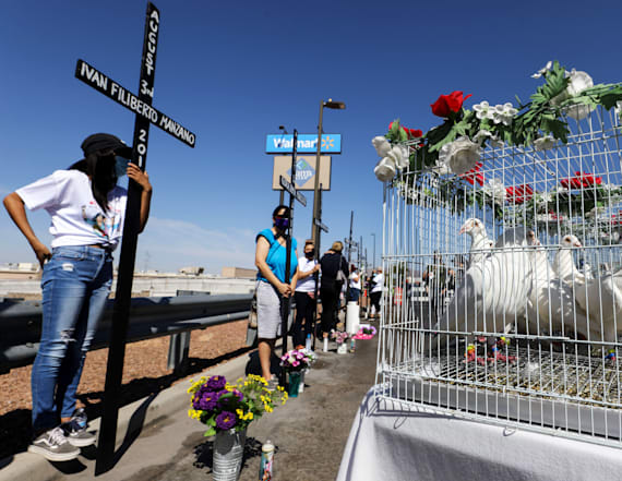 Ceremonies for El Paso shooting anniversary