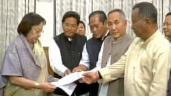 BJP's Chances Of Forming Govt In Manipur Brighten As NPP, LJP Extend