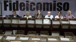 Fideicomiso de Morena acusa al INE de exceder sus
