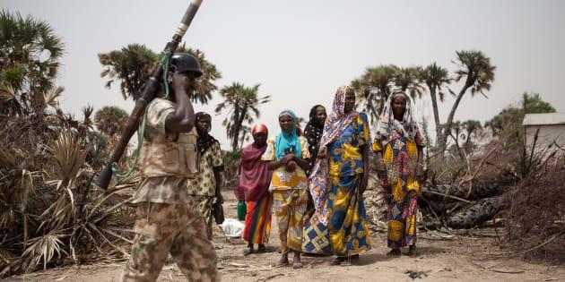 Boko Haramrialza la testa