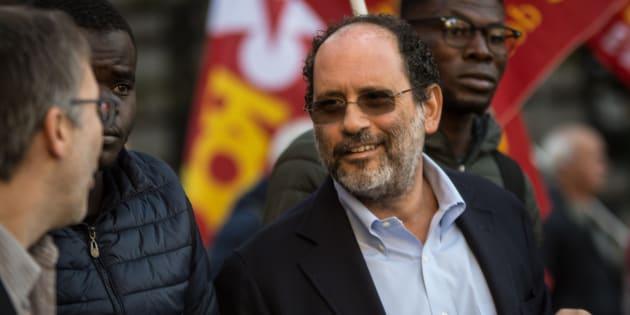 Ex pm Antonio Ingroia in stato di ebbrezza a Parigi, niente volo per l'Italia