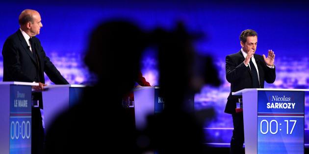 """En plein débat, Sarkozy tacle Juppé, """"Quotidien"""" l'a décrypté"""