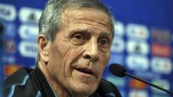 Le bel hommage du sélectionneur uruguayen au football