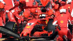 La F1 de retour en clair sur TF1 (pour ces quatre Grands