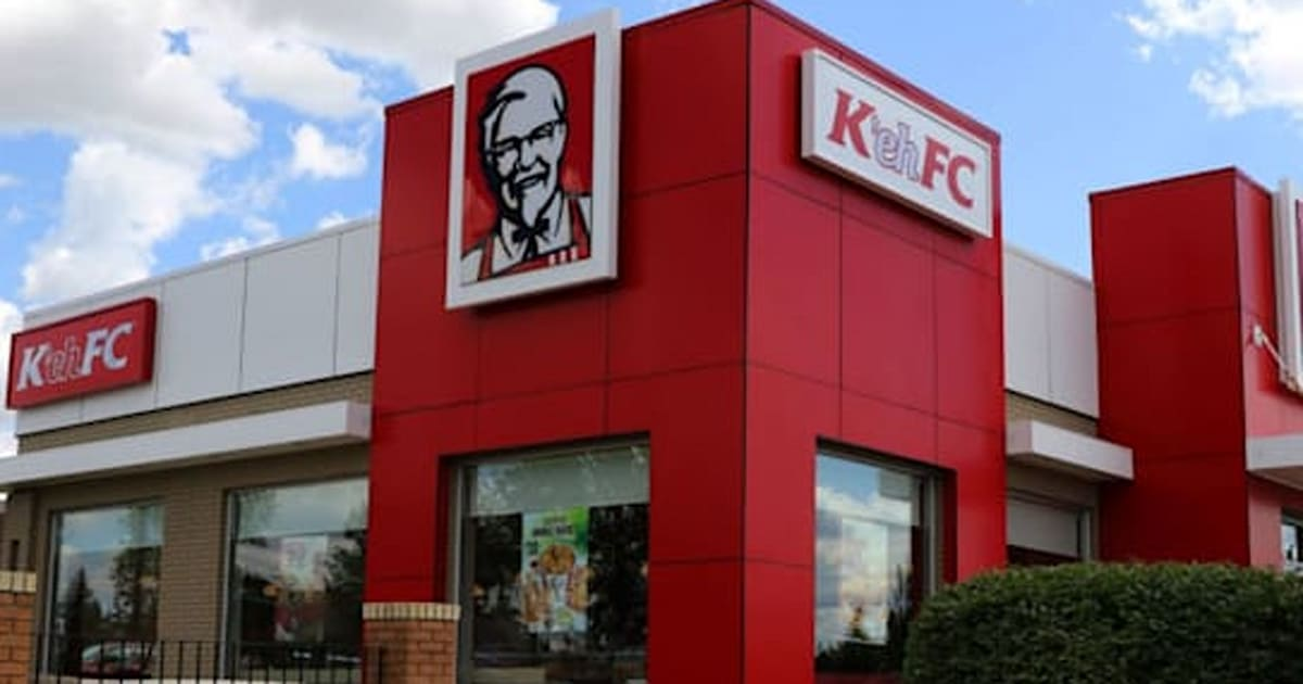 You've heard of KFC, but have you heard of K'ehFC?