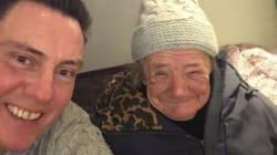 Tre amici, usciti per festeggiare le vacanze natalizie, incontrano una senzatetto. Quello che è successo dopo vi