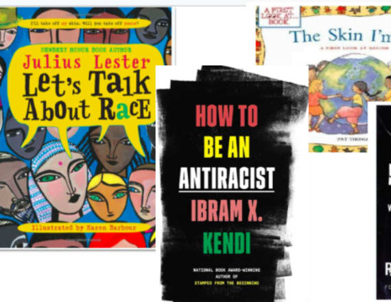7 books that will educate you on anti-racism
