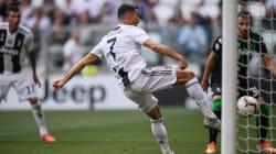Cristiano Ronaldo si sblocca ma è il gol più facile della sua carriera. Poi fa il