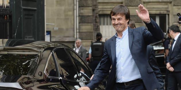Nicolas Hulot au top de sa popularité après sa démission - SONDAGE EXCLUSIF.