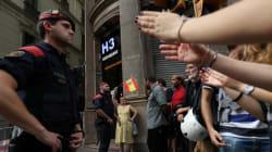 Catalogna, quegli uomini in divisa un contro l'altro