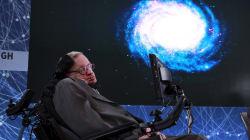 Stephen Hawking dans l'espace... grâce à sa