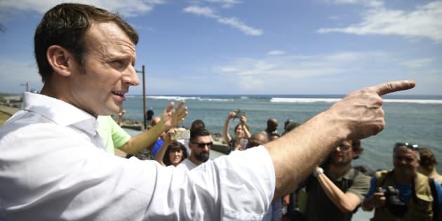 Emmanuel Macron face aux élus d'Outre-mer — Grand débat