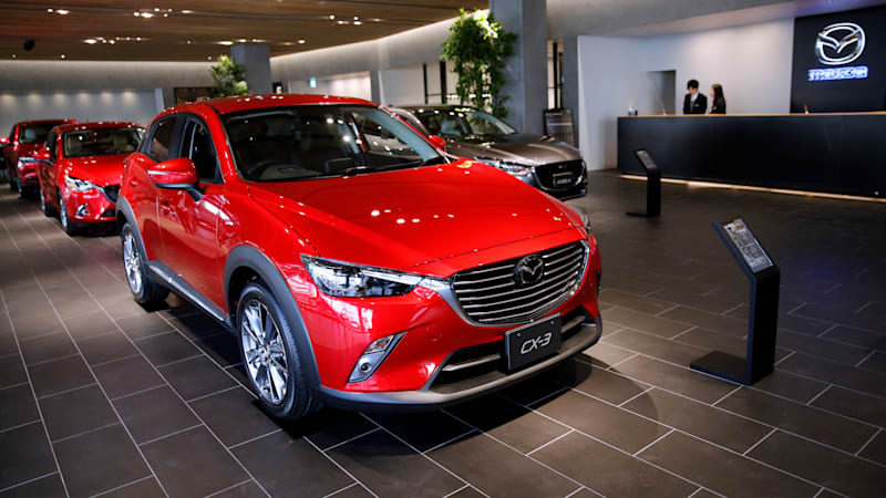 Tokyo Mazda Plans To Make All Of Its Vehicles Electric Based Including Gasoline Hybrids By The Early 2030s Anese Media Reported On Friday