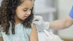 Most Kids Are Afraid Of Needles, But New Research Is Changing