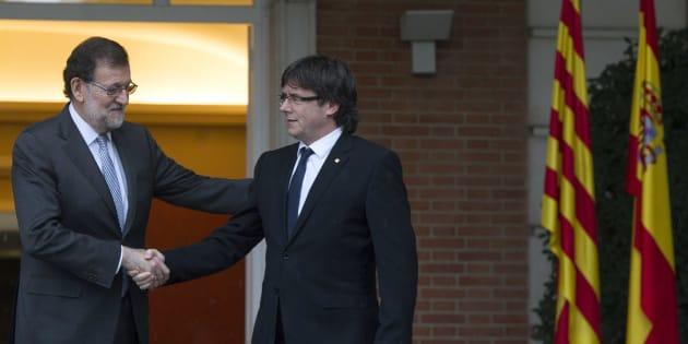 Se Draghi sospende il Qe per la Spagna, a Rajoy non rimane che trattare con Puigdemont