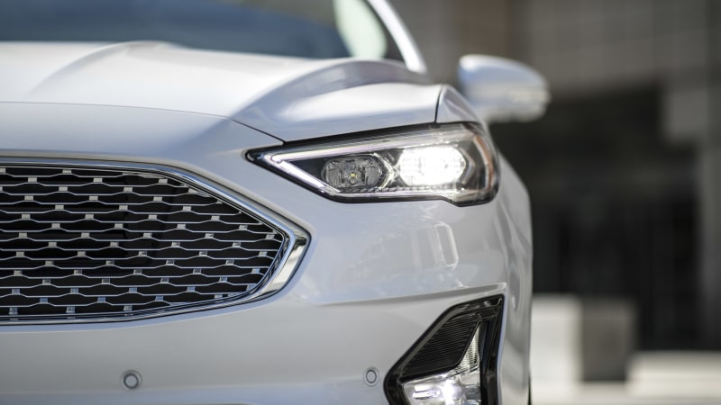 Ford Fusion name may live on as a Subaru Outback competitor