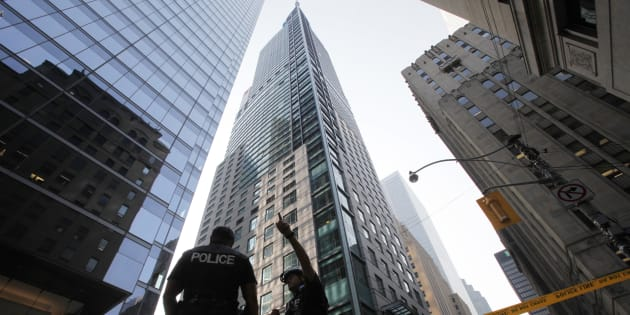 Trump Organization to check out from Toronto hotel, condo tower
