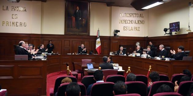 El proyecto del ministro José Ramón Cossío declaraba inconstitucional el artículo 42, fracción primera, de la Ley de Instituciones de Crédito, que obliga a los bancos a entregar la información que les requiera la PGR.