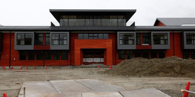 学校法人「森友学園」に格安で払い下げられていた国有地。