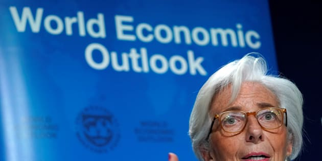 International Monetary Fund cuts South Africa's growth forecast for next two years