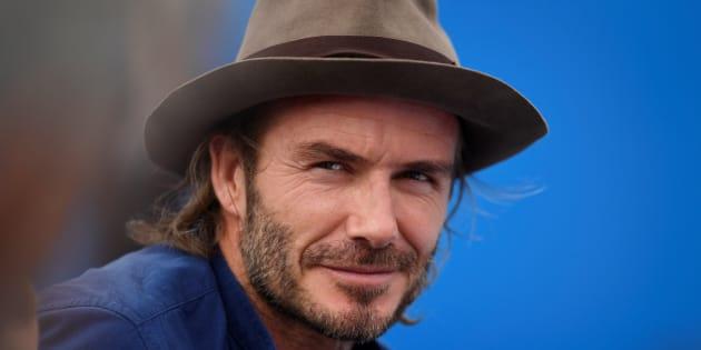 Além de boleiro, David Beckham tornou-se ícone metrossexual.