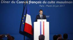Macron veut muscler la loi sur la laïcité face aux dérives